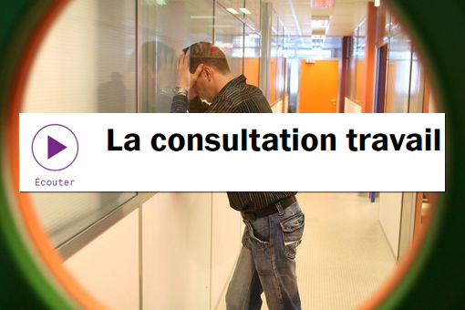 Consultation travail - France Culture