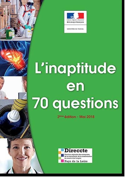 L'inaptitude en 70 questions