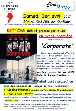 """""""Corporate"""" en avant-première"""