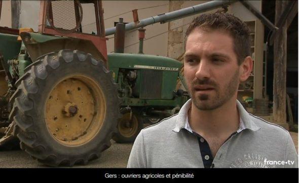 Ouvriers agricoles et pénibilité
