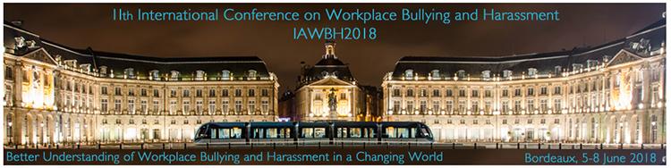 Congrès international sur le harcèlement au travail