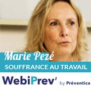 Les 20 minutes sur la souffrance au travail » présentée par Marie Pezé