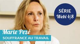 """Marie Pezé : """"Reconnaître le burn out en maladie professionnelle, pourquoi faire ?"""" - Webinaire Préventica"""